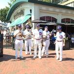 Photo taken at Captain Morgan Club by Lynne J. on 8/18/2013