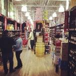 Photo taken at BevMax by Derek D. on 12/23/2012