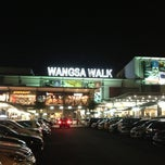 Photo taken at Wangsa Walk Mall by Brihannala on 7/6/2013