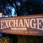 Photo taken at Exchange Tavern & Restaurant by Jan H. on 5/31/2013