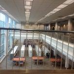 Photo taken at Georgia Perimeter College Library by RichKid W. on 8/21/2013