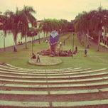 Photo taken at Parque Las Praderas by Dianis J. on 3/3/2013