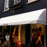 Photo taken at Prada Outlet by Jens S. on 12/26/2013