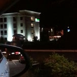 Photo taken at Holiday Inn Express by Suzie Q on 4/23/2013