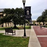 Photo taken at Charleston Southern University by Marisol F. on 9/18/2012