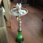 Photo taken at Sisha Cafe by Kubilay M. on 4/10/2013