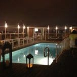 Photo taken at The Donovan, a Kimpton Hotel by Gabrielle B. on 8/4/2013