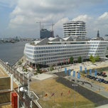 Photo taken at Hamburg by Nikolett H. on 7/29/2013