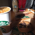Photo taken at Starbucks by Halifax M. on 2/23/2014