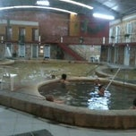 "Photo taken at Balneario Municipal ""El Bañito"" by Lukas B. on 3/9/2013"