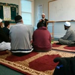 Photo taken at Student Islamic Centre by Alyaa A. on 5/9/2014