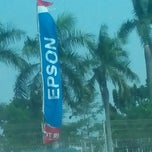 Photo taken at PT. Indonesia Epson Industry by Haris K. on 8/18/2014