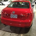 Photo taken at Hertz Rental Car by Moises B. on 2/19/2013
