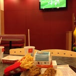 Photo taken at McDonald's by Mohamadnurhaziq M. on 1/27/2014