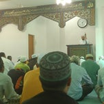 Photo taken at Surau Al Iman Kemensah Height by Khir N. on 4/26/2013