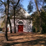 Photo taken at Tidewater Chapel by Marc B. on 3/14/2013