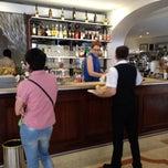 Photo taken at Caffe Vechio Borgo by brenda j. on 7/7/2014
