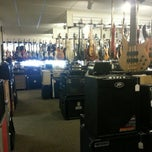 Photo taken at Parkway Music by Brian P. on 6/27/2013