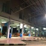 Photo taken at สถานีขนส่งผู้โดยสารอุตรดิตถ์ (Uttaradit Bus Terminal) by ประเสริฐ จ. on 3/30/2013