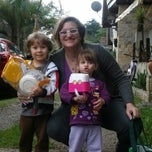 Photo taken at Clube de Lazer Safira by Adriano Z. on 7/9/2013