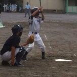 Photo taken at ベースボールパーク by Mikuriya N. on 12/21/2014