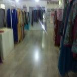 Photo taken at Moshaict Hijab Store by Rora Aprilya Putri on 8/17/2013