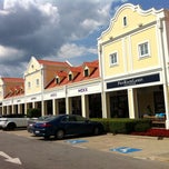 Photo taken at Parndorf Designer Outlet by Emre B. on 6/29/2013