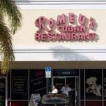 Photo taken at Romeu's Cuban Restaurant by Henry R. on 7/8/2013