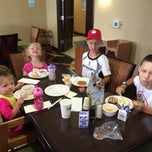 Photo taken at Holiday Inn Express and Suites by Anke S. on 7/8/2014