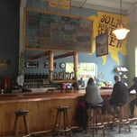 Photo taken at Anderson Valley Brewing Company by Jeff M. on 5/27/2013