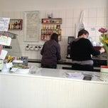 Photo taken at Café Vux by Marianna A. on 3/3/2013