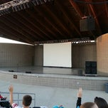 Photo taken at Sumtur Ampitheater by Matt A. on 7/27/2013
