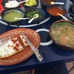 Photo taken at Los Arroyo by alberto l. on 7/13/2014
