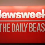 Photo taken at The Daily Beast by Rachel T. on 8/26/2013