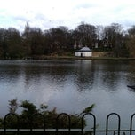 Photo taken at Walsall Arboretum by Ishmael L. on 3/16/2013