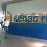 Photo taken at Senac Rio by Bruna P. on 3/6/2013