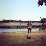 Photo taken at Lake Waco Golf Club by Gwen B. on 8/18/2013