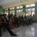 Photo taken at SMA Negeri 1 Giri by Ardi N. on 4/19/2014