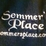 Photo taken at Sommer's Place by Katie D. on 6/3/2013