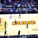 Photo taken at US Airways Center by Stephanie B. on 12/10/2012