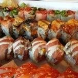 Photo taken at HaChi Restaurant & Lounge by Jennifer K. on 6/9/2013