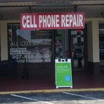 Photo taken at All Cell Repairs by Faith H. on 9/15/2011