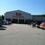 Photo taken at BJ's Wholesale Club by Mary C. on 5/18/2012