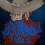 Photo taken at Blue Bourbon Jacks by Lee C. on 6/24/2012