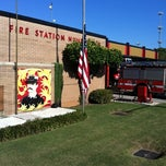 Photo taken at Atlanta Fire Station #1 by JJE1981 on 9/11/2011