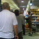 Photo taken at C-Town Supermarkets by Pam E. on 8/26/2011