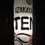 Photo taken at Izakaya Ten by Karla M. on 6/21/2012