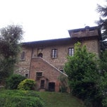 Photo taken at Agriturismo Castello by Carlotta C. on 6/10/2012