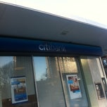 Photo taken at Citibank by Marc Z. on 11/24/2011
