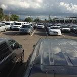 Photo taken at Flagship Chrysler by Jonathan G. on 8/30/2012